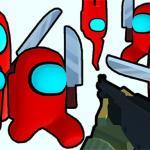 Among Us Shooter - Kill All Traitors