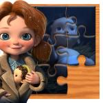 Angela Christmas Jigsaw Puzzle