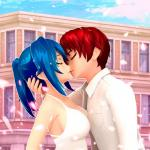 Anime High School Couple Makeover