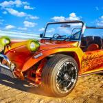 Beach Buggy Racing: Buggy Of Battle Game