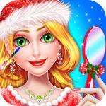Christmas Girl Makeover Game -Christmas Girl Games