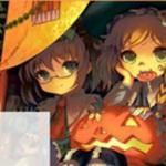 Halloween Girls Jigsaw
