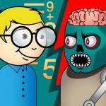 Math Samurai vs Zombie