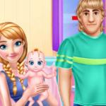 Pregnant Anna And Baby Care
